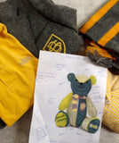 School Leaver Memory Bear