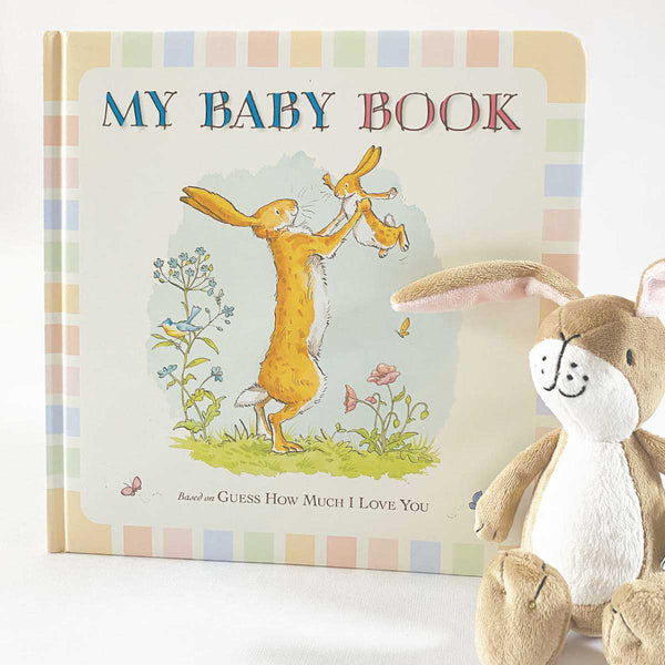 Guess How Much I Love You™ Baby Record Book