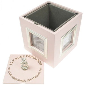 You added Personalised Baby Girl Musical Photo Keepsake Box to your cart.