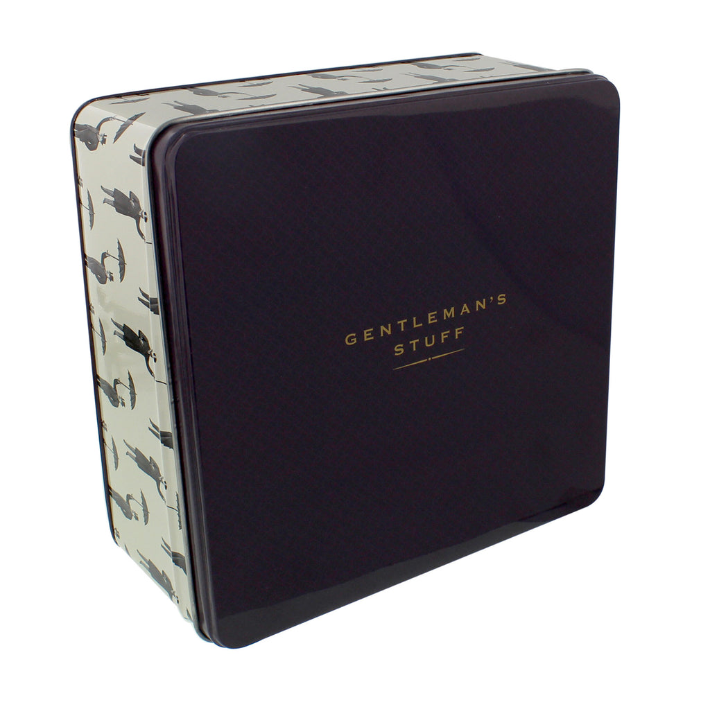 Gentleman's Stuff Keepsake Tin