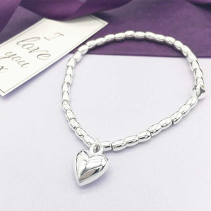 You added Heart Charm Bracelet to your cart.
