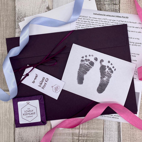 Handprint & Footprint Kits