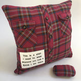 Keepsake Memory Cushion