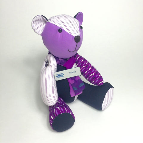 Work/Company Uniform Leaver Memory Bear