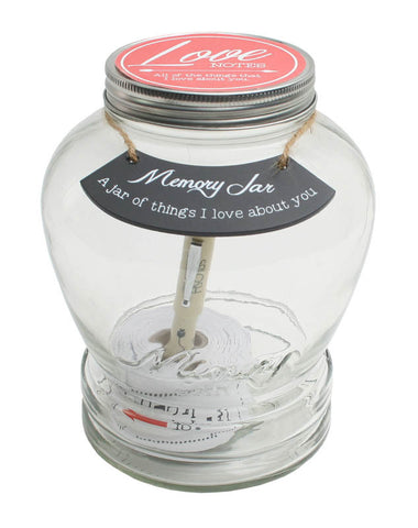 Love Notes Memory Jar