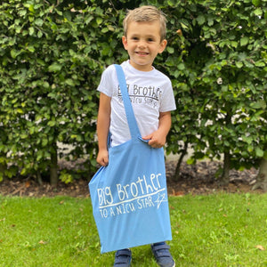 You added 'I'm a Big Brother to a NICU Star' Bag to your cart.