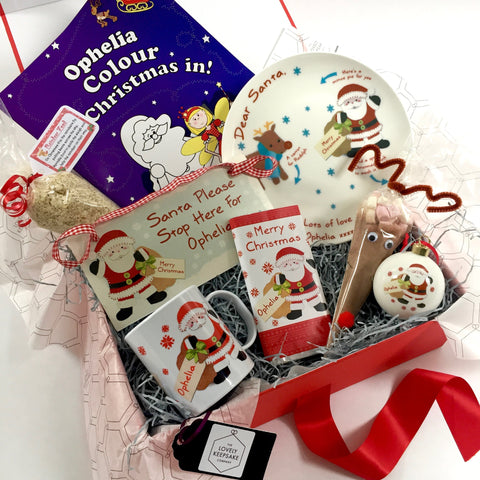 Childs Night Before Christmas box - premium