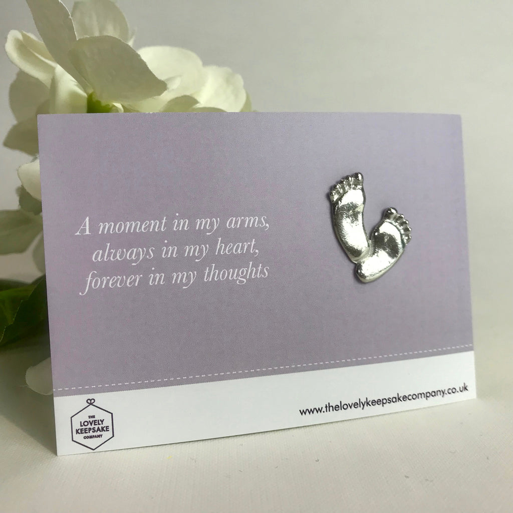 'A Moment in my Arms' Footprint Token