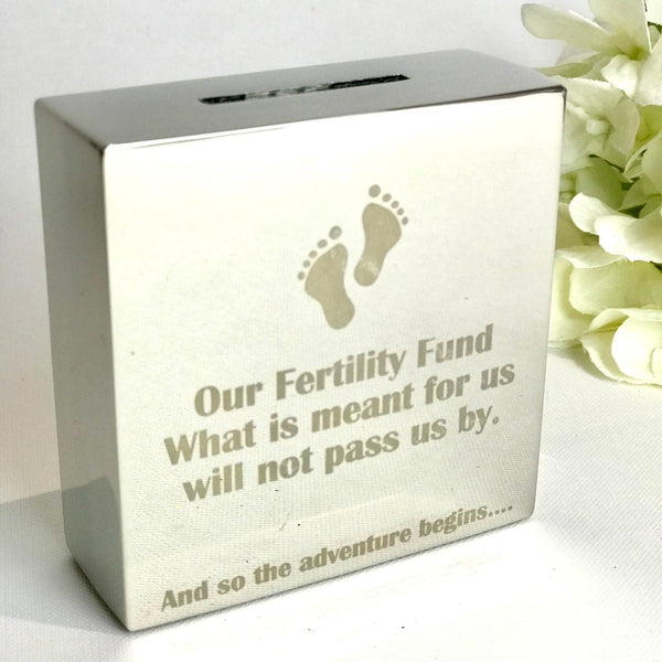 Fertility Fund Savings Box