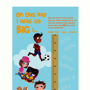 You added BIZZIEBABY.CO.UK Height & Milestones Chart to your cart.