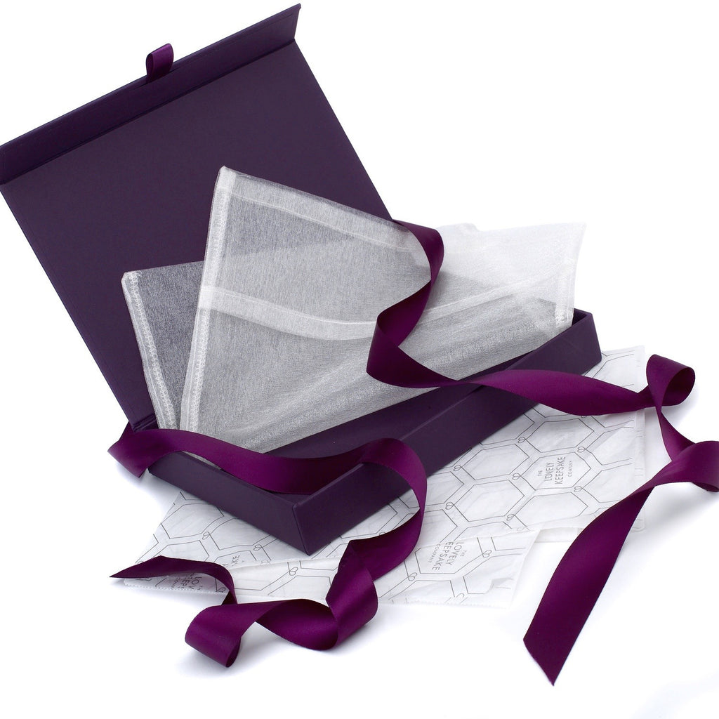 Gift Box for Wedding Dress Cushion