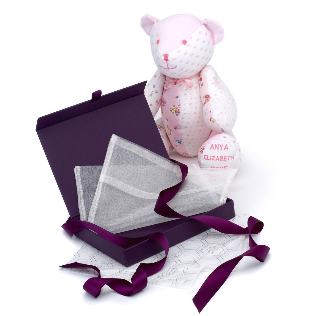 Gift Box for Personalised Keepsake Memory Bear