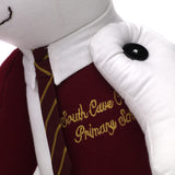 School Leavers Blazer Signature Bear button detail