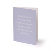 Inspiring quote cards (pack of 5)