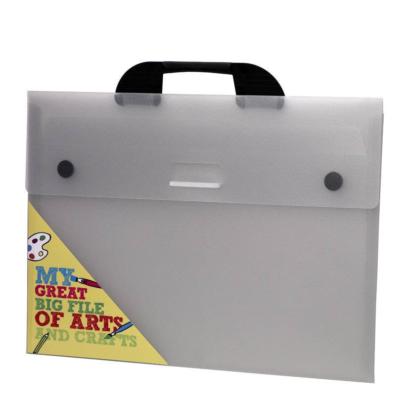 Kids' Arts & Craft Protective Folio