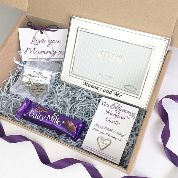 Personalised 'Mummy & Me' Gift Hamper
