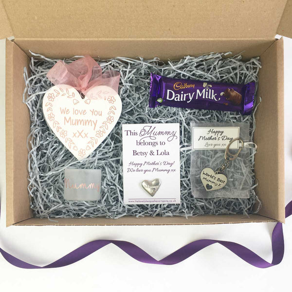 Personalised 'Mummy' Gift Hamper