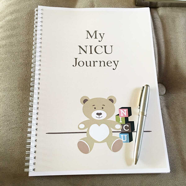 NICU (Neo-natal Intensive Care Unit) Special Care Record Book Journal