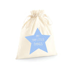 My Tiny Little Things Star Laundry Bag