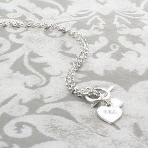 You added Personalised Hearts T-Bar Necklace to your cart.