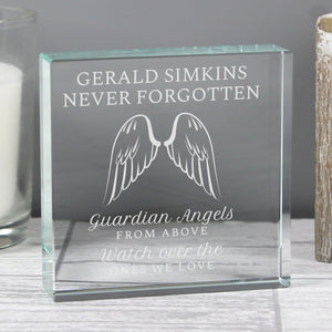 You added Personalised Angel Wings Crystal Token to your cart.