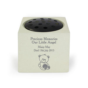 You added Personalised Teddy Bear Memorial Vase to your cart.