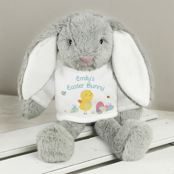 Personalised Easter Meadows Bunny