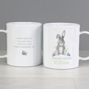 You added Personalised Easter Bunny Plastic Mug to your cart.