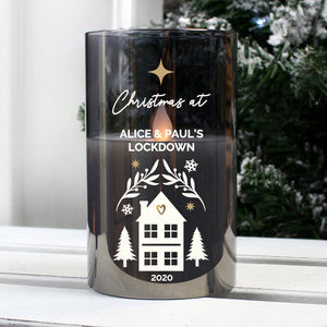 You added Personalised Christmas Smoked Glass LED Candle to your cart.