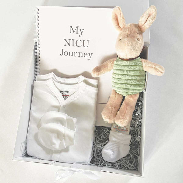 Personalised Disney Classic Hundred Acre Wood™ Premature Baby Gift Hamper - Piglet