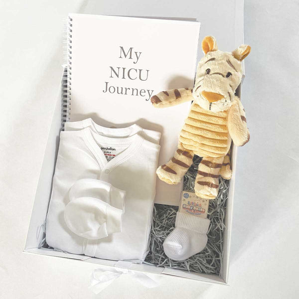 Personalised Disney Classic Hundred Acre Wood™ Premature Baby Gift Hamper - Tigger