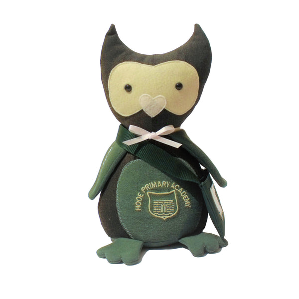 Your School Uniform Keepsake Owl