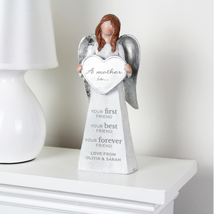 You added Personalised A Mother Is... Angel Ornament to your cart.