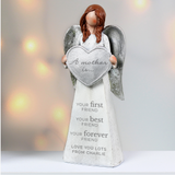 Personalised A Mother Is... Angel Ornament