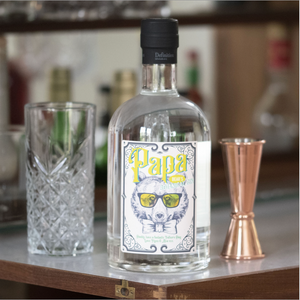 You added Papa Bear's Personalised Gin Bottle to your cart.