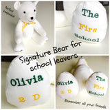Signature Keepsake Memory Bear