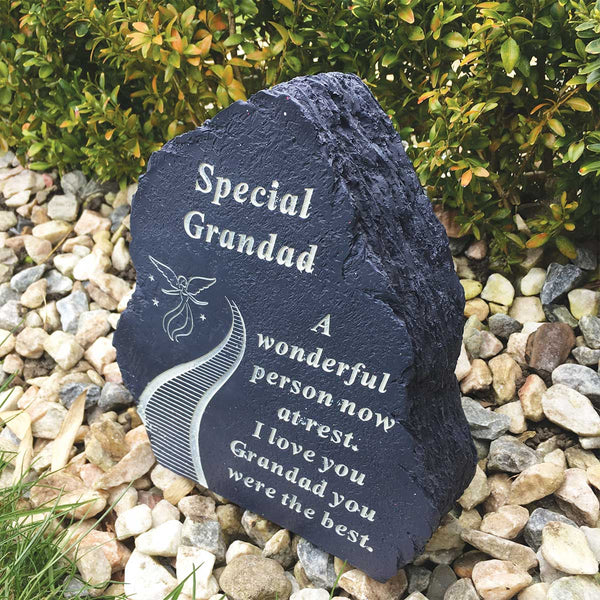Stairway To Heaven Outdoor Memorial - Grandad