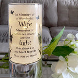 Thoughts of You Tube Light - Wife