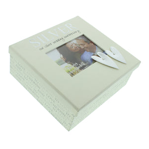 You added Wendy Jones Blackett Keepsake Box Silver Anniversary to your cart.
