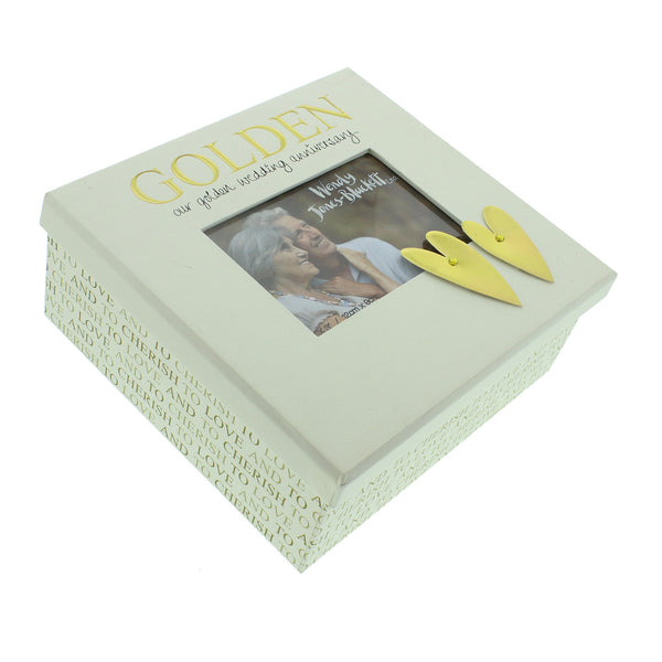 valentine gift ideas wendy jones blackett keepsake box golden anniversary the 12450