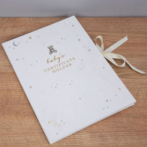 You added Bambino Little Star Birth Certificate Holder to your cart.