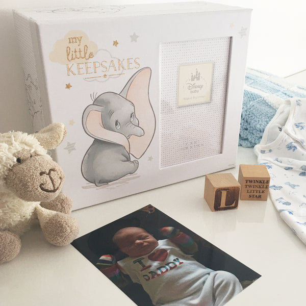 Disney Dumbo Magical Beginnings Keepsake Box
