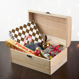 Personalised Wooden Christmas Eve Chest