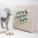 Personalised Rudolf Christmas Eve Box