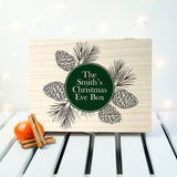 Personalised Classic Family Christmas Eve Box