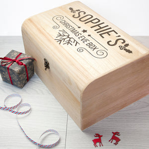 You added Personalised Wooden Christmas Eve Chest to your cart.