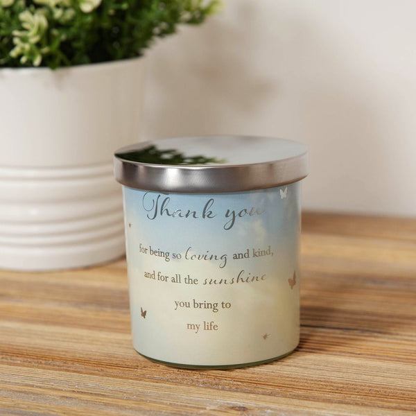 Reflections Scented Candle - Thank You