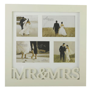 You added MR & MRS Cream Collage Photo Frame to your cart.