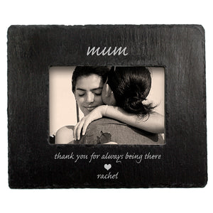 You added Thank You Mum Slate Photoframe to your cart.