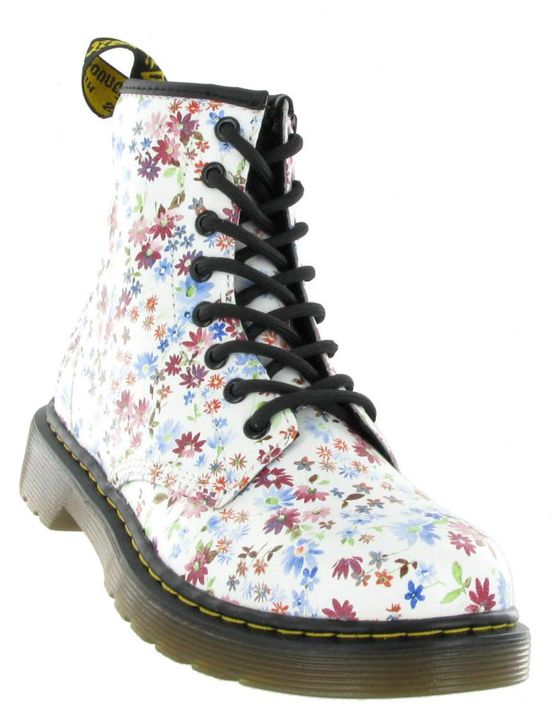 coupon code cheap prices special section Dr Martens Brooklee Blue Flowers